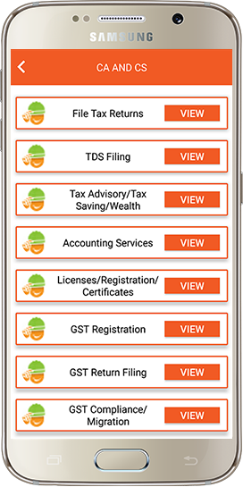 serviceindians-Search Service